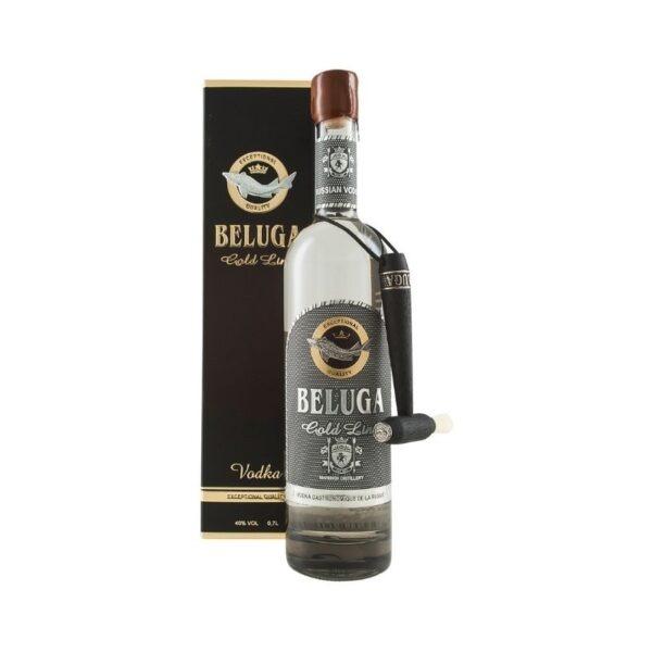BELUGA GOLD LINE Parmacash vendita dettaglio e ingrosso