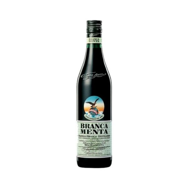 Branca menta 70 cl Parmacash vendita dettaglio e ingrosso