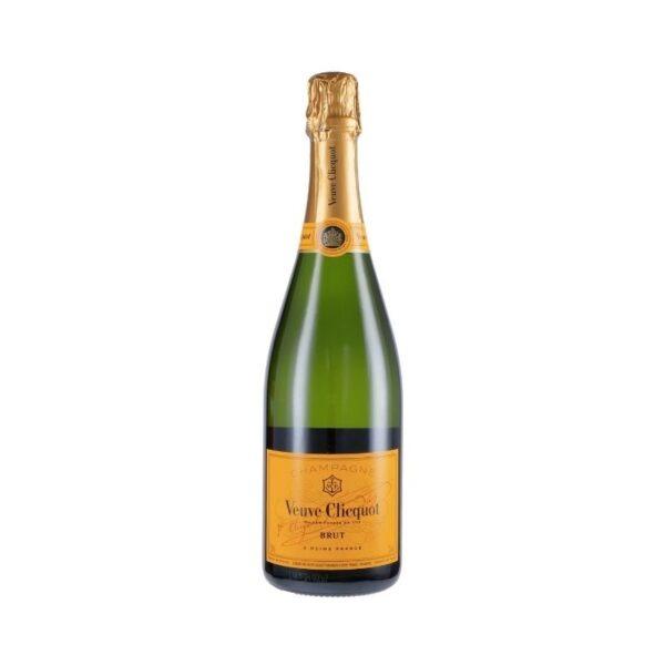 Champagne Brut Veuve Clicquot Parmacash vendita dettaglio e ingrosso