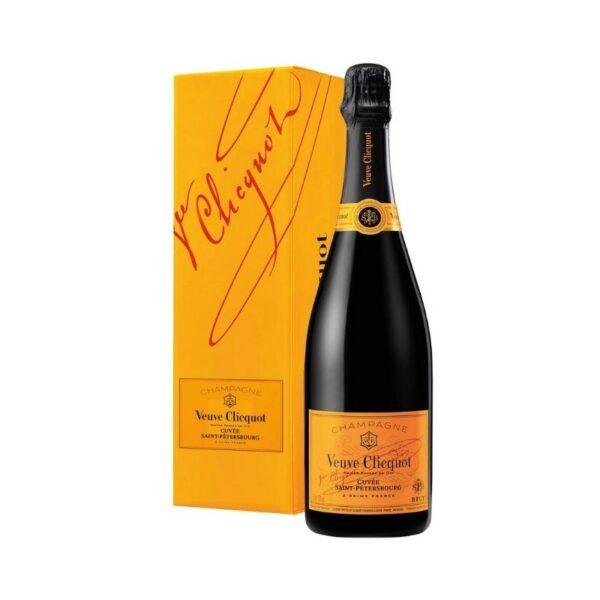 Champagne Cuvée Saint Pétersbourg Parmacash Parmacash