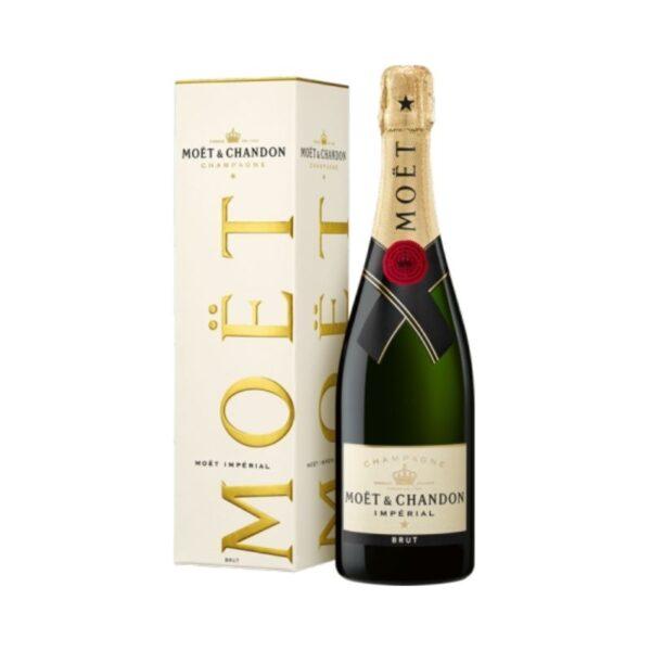 Champagne Moet & Chandon Brut Imperial Parmacash vendita dettaglio e ingrosso