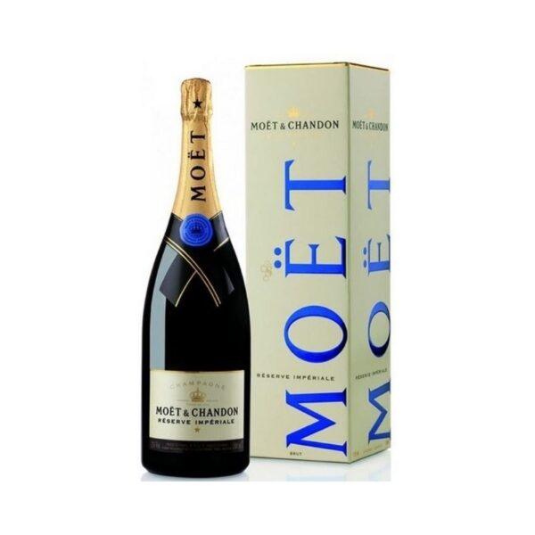 Champagne Moet & Chandon Imperial Reserve Blu Parmacash vendita dettaglio e ingrosso
