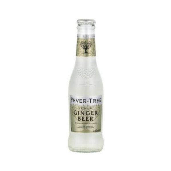 GINGER BEER FEVER TREE 20 CL. Parmacash vendita dettaglio e ingrosso