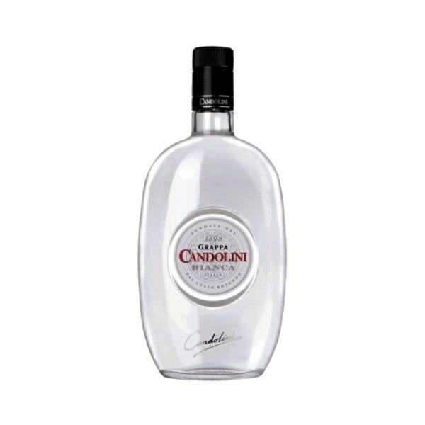 Grappa Candolini Bianca Parmacash vendita dettaglio e ingrosso