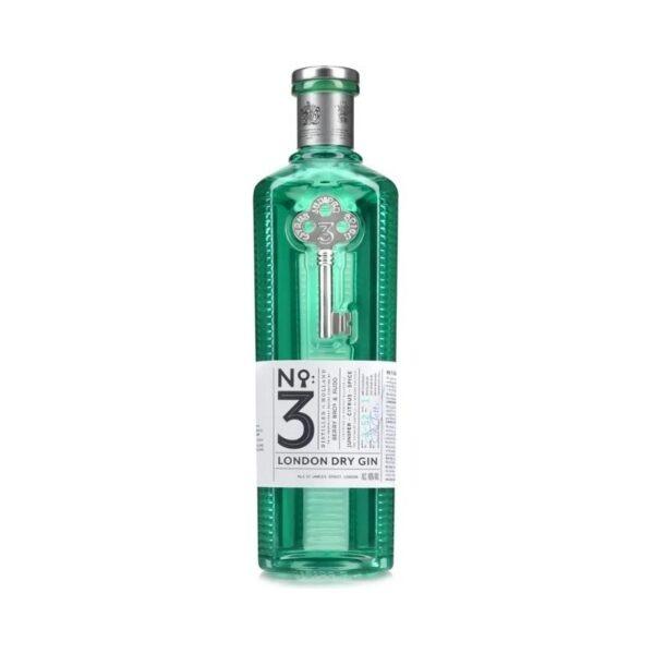 LONDON N° 3 DRY GIN Parmacash vendita dettaglio e ingrosso