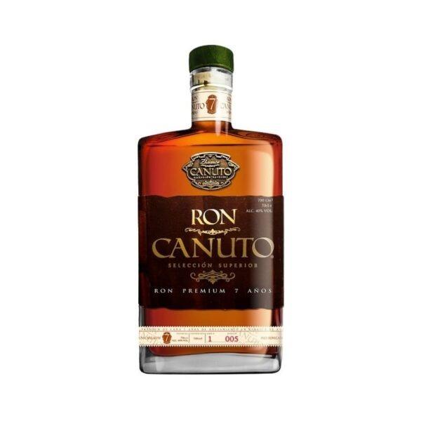 RON CANUTO SELECCION SUPERIOR 7 Years Parmacash vendita dettaglio e ingrosso