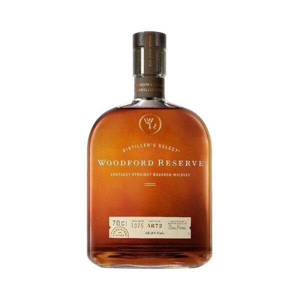 WOODFORD RESERVE BOURBON Parmacash vendita ingrosso e dettaglio