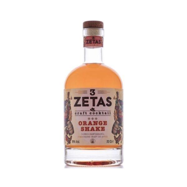 ZETAS CRAFT COCKTAIL ORANGE SHAKE Parmacash vendita dettaglio e ingrosso