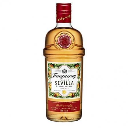 Tanqueray gin flor de sevilla Parmacash