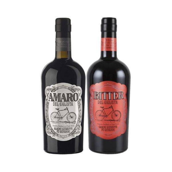 Bitter del Ciclista ed Amaro del Ciclista vendita dettaglio e ingrosso Parmacash
