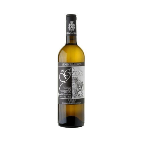"""""""Grillo del Barone"""" Bianco IGP Sicilia - Parmacash vendita dettaglio e ingrosso"""