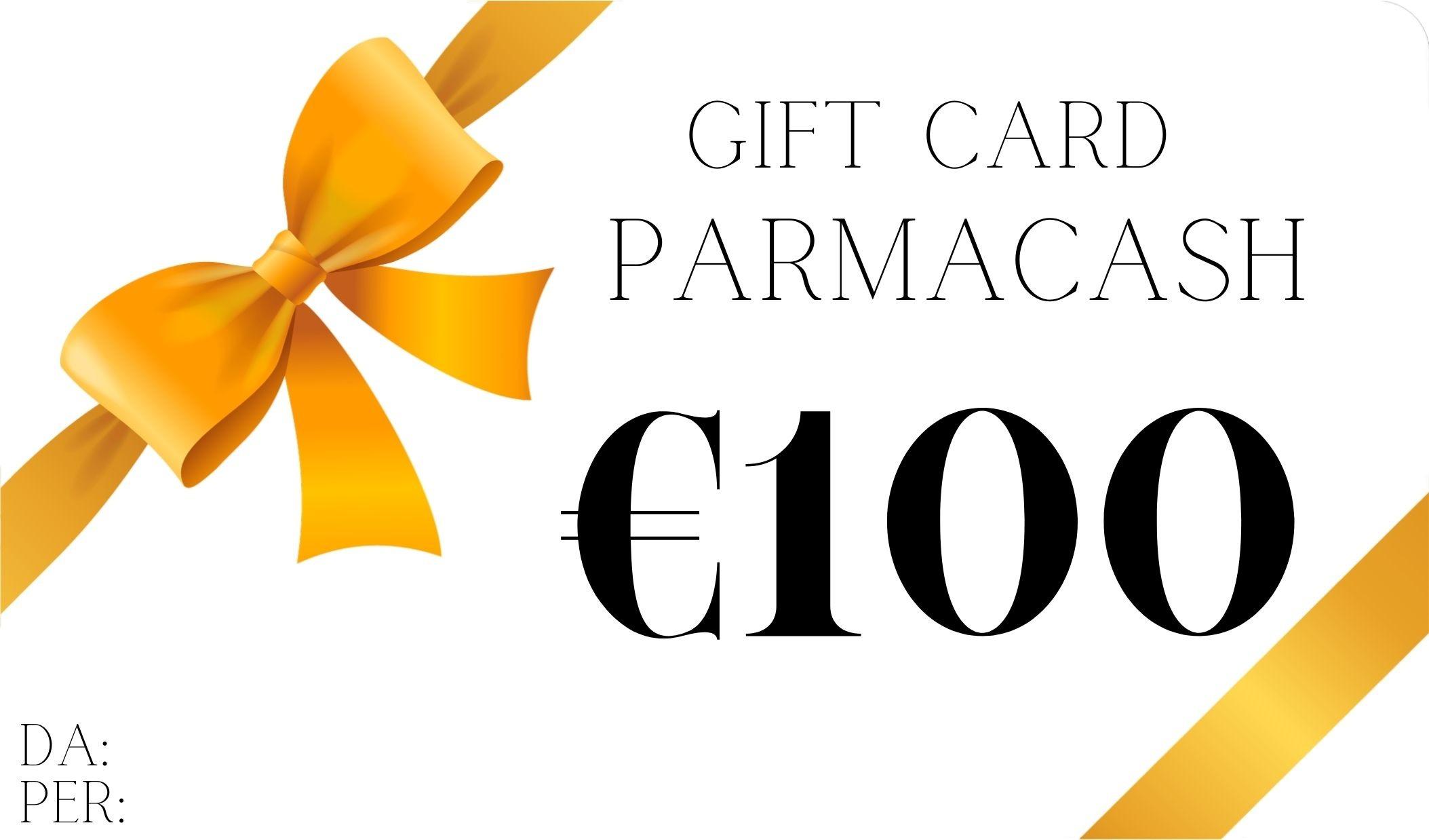 Le Gift Card di Parmacash
