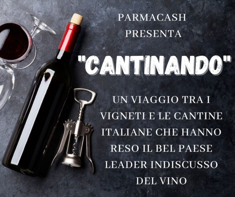 PARMACASH PRESENTA Cantinando