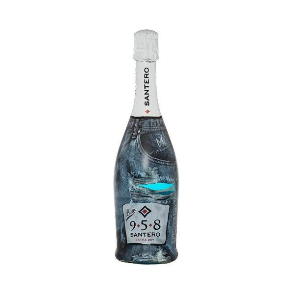 958 Santero Blue Extra Dry - Parmacash vendita dettaglio e ingrosso