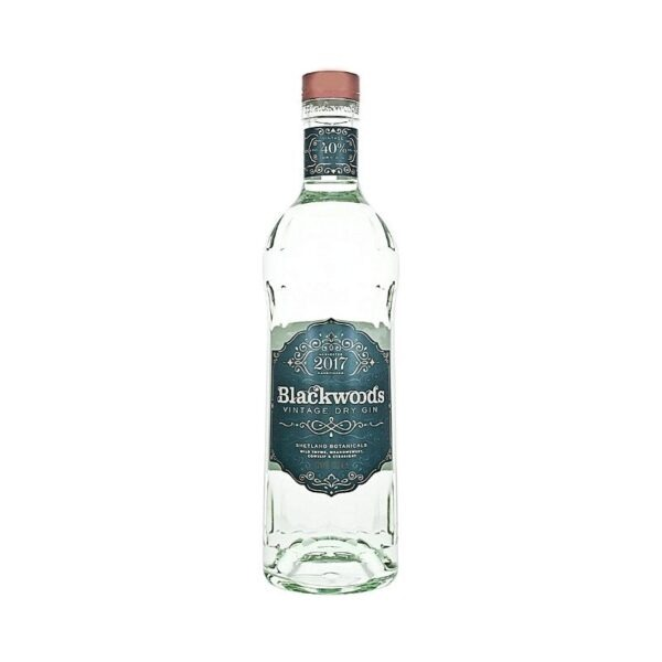 Blackwoods Blackwoods Vintage Dry Gin Parmacash vendita dettaglio e ingrosso