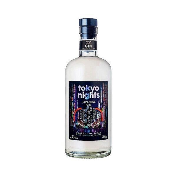 Gin Tokyo Nights Parmacash vendita dettaglio e ingrosso