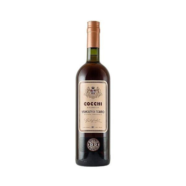 Vermouth Cocchi Storico Parmacash vendita dettaglio e ingrosso